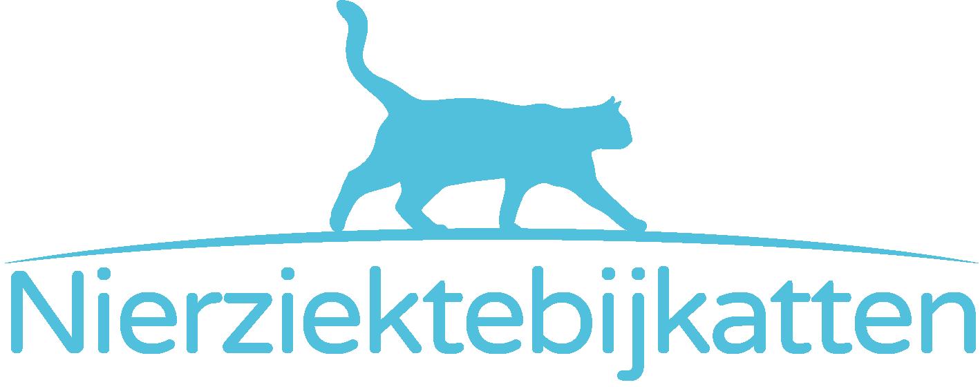 Logo nierziekte bij katten